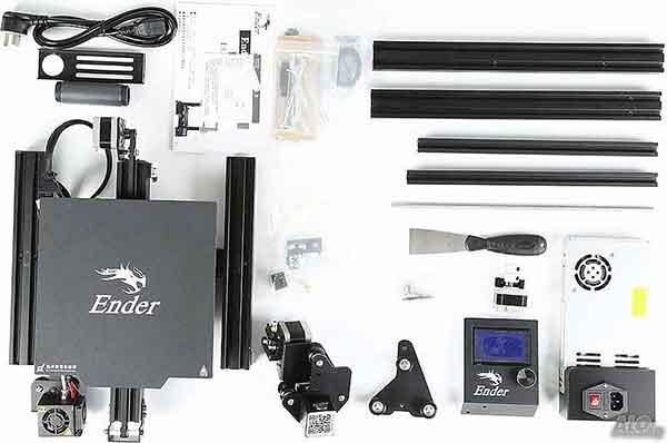 3D принтер - Creality Ender 3 цена