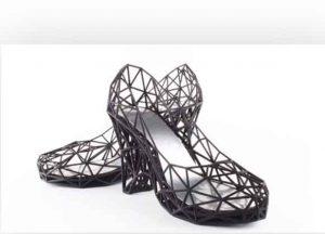 3D Принтирани обувки
