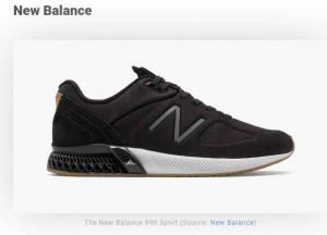 3d принтирани обувки new balance