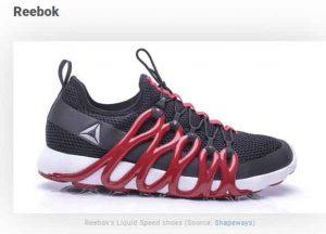 3d принтирани обувки reebok
