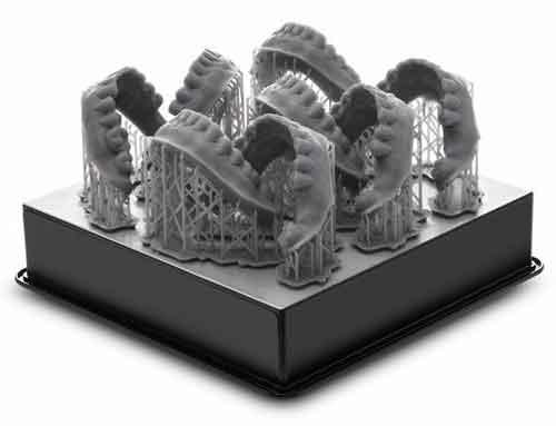 SLA 3D Принтиране 1