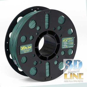 PLA Зелен металик