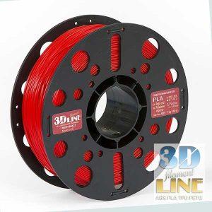 PLA филамент рубинено червено - 3dline