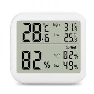 Термометър и Влагомер