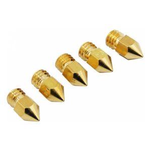 Дюза MK8 0,3mm-0,8mm за Ender 3, Ender 5, CR10 V2