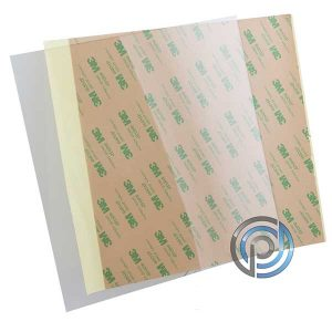 Primafil PEI Ultem Sheet 254mm X 254mm 0.2мм