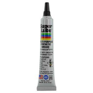 12G Super Lube Multi-purpose Synthetic Grease PTFE